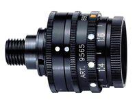 001043,  ANSCHÜTZ, Kompakt-Irisblende 9565, mit Farbfilter + Polarisation, NEU