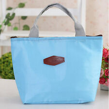 Portable Insulated Thermal Cooler Bento Lunch Box Tote Picnic Storage Bag SB YT8