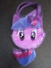 My Little Pony Plush Handbag Unicorn Face Girl's Bag