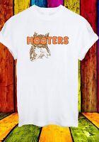 Hooters Owl Boobs America USA Waitress Bird Logo Men Women Unisex T-shirt 355