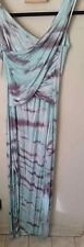 Gorgeous New casual Dress By Madigan Sleeveless high slits Sz S Neiman Marcus