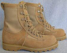 Bates® GORE-TEX® Army Tan Combat Winter Boots  Mens 6.5 R  E33500B  NEW-no box