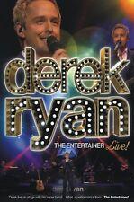 Derek Ryan - The Entertainer Live!  DVD