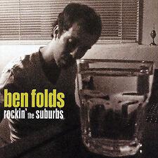BEN FOLDS Rockin' The Suburbs CD BRAND NEW