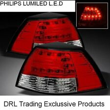 Holden Commodore VE SERIES 1 SERIES 2 NEW DESIGN RED CLEAR LED TAIL LIGHTS SS