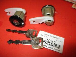 FORD F150-F250-F350-F450-F550-F650-F750-F800 1996-2004  DOOR CYLINDER LOCK-PAIR