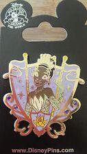 Disney Princess Jeweled Crest - Tiana Pin - New on Card