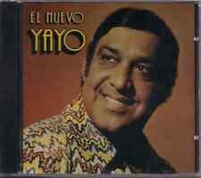 Salsa RARE CD FANIA First Pressing YAYO EL INDIO maldicion PIEDRA DE LA CALLE