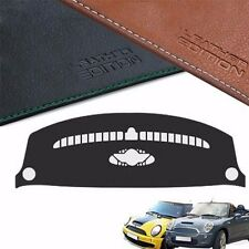 Custom Made Leather Edition Dashboard Cover MINI Cooper Clubman R52 R53 R54