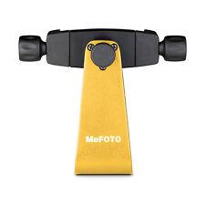 MeFoto SideKick360 MPH100 Phone Adapter Clamp for Tripod Ball Head * YELLOW