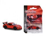 #212053052Q08 - Majorette Porsche 911 GT3 - Orange - 1:64