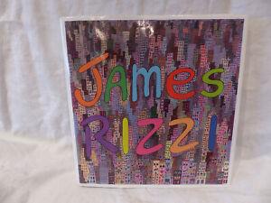 Buch James Rizzi signiert 2006
