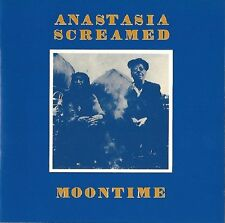 Anastasia screamed/moontime * NEW CD * NUOVO *
