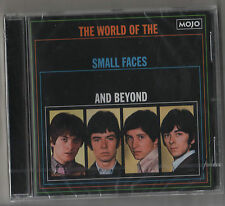 THE WORLD OF THE SMALL FACES AND BEYOND ~MOJO COMPILATION~ **NEW & SEALED CD**