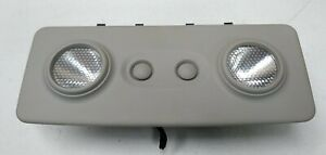 07-12 GMC Acadia Rear Back Dome Map Light Console J18