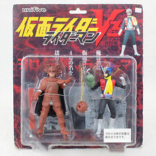 Kamen Masked Rider Riderman VS Yoroi Gensui Figure Unifive JAPAN ANIME