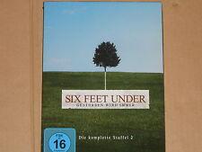 Six Feet Under - Gestorben wird immer, Die komplette zweite Staffel - DVD