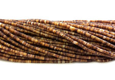 Tagnipis Shell Heishi Beads  (1.5 mm, 24 Inches Strand)