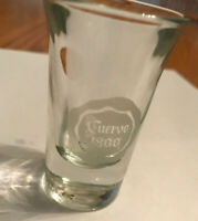 "Cuevo 1800 Collectible Shot Glass-3"" Tall-SHIPS FREE"