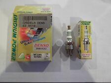 candela 1 pz Spark Plugs Iridium moto scooter quad Power Denso IWF22 NGK BR7HIX