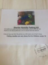 Large Starter Needle Felting kit