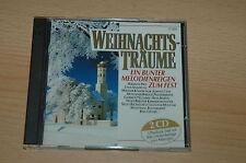 2 CD´s Weihnachts Träume - Ein bunter Melodienreigen zum Fest 4006408112013