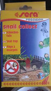 Trap For Snails Aquarium sera Snail Trap + 2 Pills Or Nip