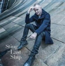 Sting - The Last Ship (2013)  CD  NEW/SEALED  SPEEDYPOST  *See Details*