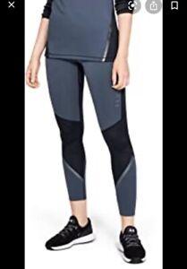 Under Armour Women's Coldgear Legging Graphic 1344528 Size XL NWT