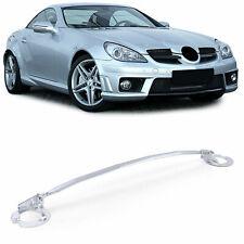 Aluminium Domstrebe vorne 3tlg verstellbar für Mercedes SLK R171 04-11