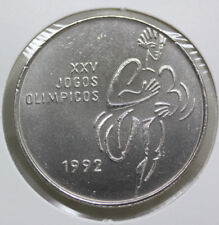 PORTUGAL Portuguese Coin 200$00 ESCUDOS BARCELONA 1992 25th OLYMPIC GAMES