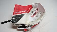 Very Lightly Used Bauer Supreme Ultra Sonic Pro Stock Goalie Catcher Devils Game