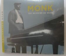 THELONIOUS MONK - THE MEASURE OF MONK CD - BRAND NEW FACTORY SEALED - L@@K NOW