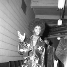 Original 35 mm Negative «Sly and Family Stone» at Montreal Quebec Canada 1970's