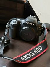 Canon EOS 80D 24.2MP Digital SLR Camera - including 3 lents and kits