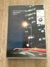 BMW DVD Road Map Europe Professional 2009-2