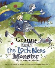 Granny and the Loch Ness Monster by David Mcniven Book The Fast Free Shipping