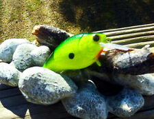 CRANKBAIT CUSTOM PAINTED  LUCKYCRAFT STYLE RC.1.5 SQUAREBILL -GREEN APPLE