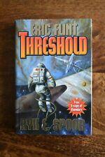 Threshold. Flint/Spoor  2010 First Ed/1st Printing H/C