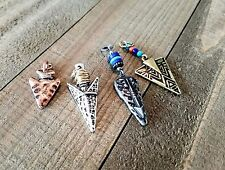 Arrowhead Charms Set Assorted Charms Western Charms Lot Copper Bronze Silver