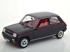 NOREV Renault R5 Alpine 1976 Juguete - Negro (185114)
