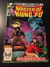 Master Of Kung Fu#114 Incredible Condition 9.2(1982) Gene Day Art!!