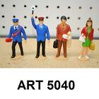 Miniatures 4 Figure Lehmann LGB 5040 Scale G Vintage For Plastic Modeling