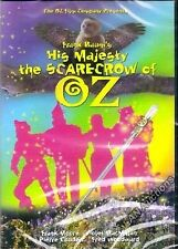 His Majesty The Scarecrow of OZ (DVD)