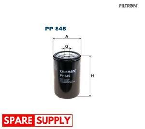 FUEL FILTER FOR GAZ RENAULT TRUCKS FILTRON PP 845