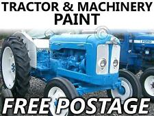 Tractor Agri Enamel Paint Fordson Ford Empire Blue 1LT