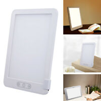 SAD Therapy Light 3 Modes Seasonal Affective Disorder SAD Phototherapy Lamp USA
