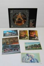 Lot Vintage Henry Ford Museum Dearborn Michigan Paper - Booklet Postcards