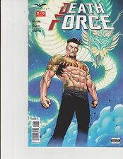 Death Force #2 Cover D Zenescope Comic GFT NM Atkins