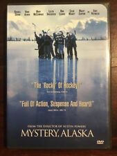Mystery, Alaska (1999) DVD Hockey (Russell Crowe * Burt Reynolds)